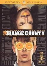 Orange County (DVD, 2013) Jack Black & Colin Hanks