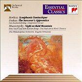 Hector Berlioz: Symphonie Fantastique; Paul Dukas: The Sorcerer's Appren(cd9087)