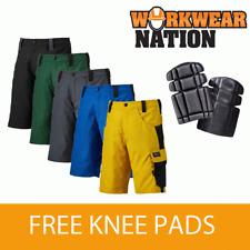Dickies Pro Work Shorts (DP1006) - FREE KNEE PADS