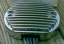 Chrome Voltage Regulator Rectifier 38 Amp Harley Davidson Softail 2001-2006