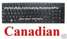 Toshiba Satellite A660 A660D A665 A665D Keyboard - Canadian CA NSK-TQ1GC
