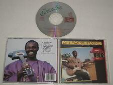 ALI FARKA TOURE/AFRICAN BLUES(SHANACHIE/65002)CD ALBUM