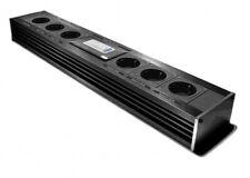 IsoTek Evo3 Sirius 6 Way UK Mains Distribution Block - Black
