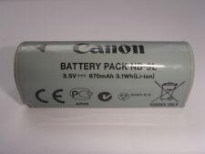 Batterie D'ORIGINE CANON NB-9L GENUINE battery AKKU ACCU PowerShot SD4500 IS
