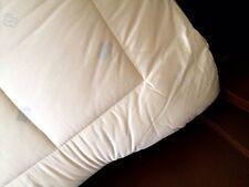 Certified Organic Cotton & Wool Mattress Pad Twin Full King Queen Sleep & Beyond