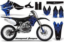 AMR RACING MX MOTO DIRT GRAPHIC STICKER KIT YAMAHA YZ450F YZ 450F PART 2010-2012