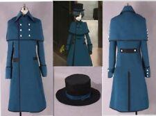 Black Butler kuroshitsuji Ciel Phantomhive Cosplay Birthday Costume custom-made#