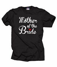 Wedding T-Shirt Mother Of The Bride Tee Shirt