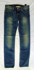 Firetrap Kore1-G2 Skinny Jeans L 34 blau/ NEU