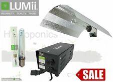 Vente lumii 600w ballast grow light kit hydroponics SunBlaster ampoule 600w hps dual