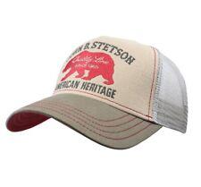 Stetson JBS Bear American Heritage Baseball/Camionista Cappello SNAPBACK REGOLABILE