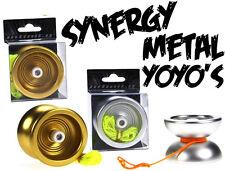 INFINITY sinergia Metal YoYo-Professional cuscinetto a sfera frizione String Trick YoYo