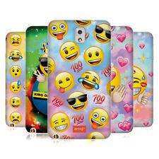 OFFICIAL EMOJI SMILEYS SOFT GEL CASE FOR SAMSUNG PHONES 2