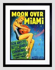 Pellicola Moon Over Miami commedie musicali Romanticismo GRABLE Ameche ne ART PRINT b12x5550