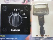Suzuki Outboard Ignition Key (940) 37141-99E90