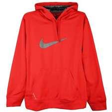 New $55 Mens Nike Ko Swoosh Logo Hoodie Fleece Track Hoody Top Jacket