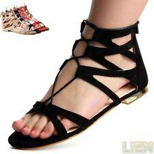scarpe donna gladiatore romano SANDALI LACCI