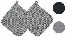 Topflappen / Ofenhandschuhe / Untersetzer / Topfuntersetzer aus Baumwolle