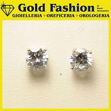 Orecchini in argento tit. 925 con zirconi - cod. ARG4007