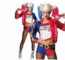 Donna Ufficiale Squadra suicida Deluxe Harley Quinn Costume Adulto