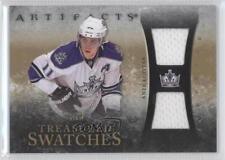 2010 Upper Deck Artifacts Treasured Swatches Gold TS-AK Anze Kopitar Hockey Card