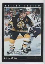 1993-94 Pinnacle #185 Adam Oates Boston Bruins Hockey Card
