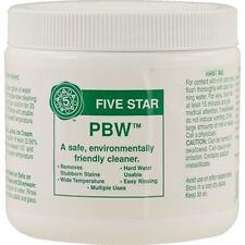 PBW Cleaner Sanitizer Home Wine Making Homebrew Supplies  2 4 8 oz 1 2 4 8 lb