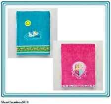 "NWT Disney's Frozen Bath Towel Children Teen 27"" X 50"" Cotton #402"