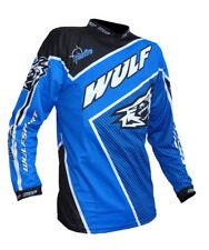 Wulfsport Crossfire Adulto Motocross MX Carrera Camiseta QUAD ENDURO ATV MOTO
