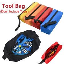 Hand Plumber Cases  Repair Tool Bag Small Parts Organize  Zipper Storage