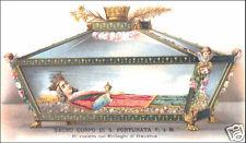 SANTINO HOLY CARD SANTA FORTUNATA