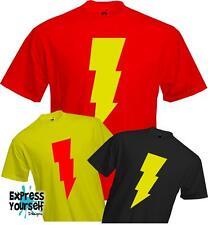 SHAZAM - Sheldon Cooper - Big Bang Theory - Quality T Shirt - *NEW*