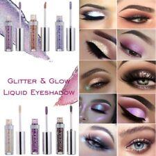 Eyeshadow Ombretto Liquido Waterproof Glitter Glow Shimmer Eyeliner Gel Trucco
