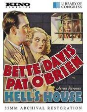 Hell's House: Kino Classics Remastered Edition, Good DVD, Bette Davis, Pat O'Bri