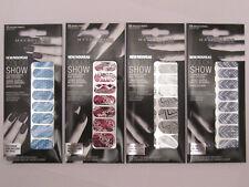 Maybelline Colore Show Nail Stickers & file - 18 adesivi per confezione-assortiti