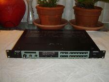 Sony MU-R201, Digital 2 Channel Reverberator, Reverb, Vintage Rack, 100V Power