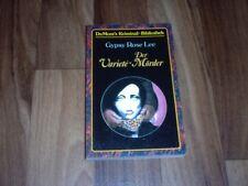 Gypsy Rose Lee -- Der VARIETE-MÖRDER / DuMont`s Kriminal-Bibliothek  1015/1990
