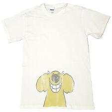 Officiel roobarb & crème rétro cartoon vintage effet vieilli imprimer t-shirt 6A