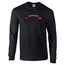 3nd Ranger Battalion  US Army Men's Long Sleeve Shirt