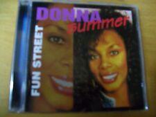 DONNA SUMMER FUN STREET   CD MINT