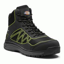 Dickies Phoenix Safety Work Boot (FC9526) - Black/Yellow