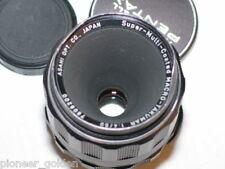 PENTAX SCREW MT SMC MACRO 50mm 1:4 M42 LENS for SP2,SPOTMATIC,DLSR