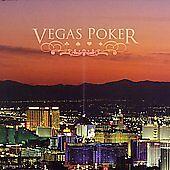 Vegas Poker Various Artists MUSIC CD