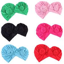 Women Mom Kids Girls Indian African Hat Head Scarf Hair Headband Parenting Cap
