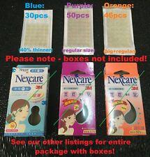3M Nexcare PERTH AUS! CHOOSE TYPE +QTY! Acne Pimple Sticker Heal Patch Treatment