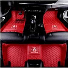 For Luxury custom Car Floor Mats  Acura TL ILX MDX RDX RLX TLX TSX 2006-2019