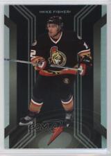 2007-08 Upper Deck Gatorade #55 Mike Fisher Ottawa Senators Hockey Card