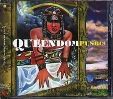 PUSHIM - QUEENDOM - Japan CD - NEW J-POP J-ROCK