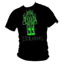 FLUO RETRO ROBOT - I love TRANSFORMERS infantil camiseta hombre