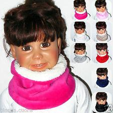 Scaldacollo Bambino Bambina sciarpa CALDISSIMO pellicciotto TANTI COLORI D0513
